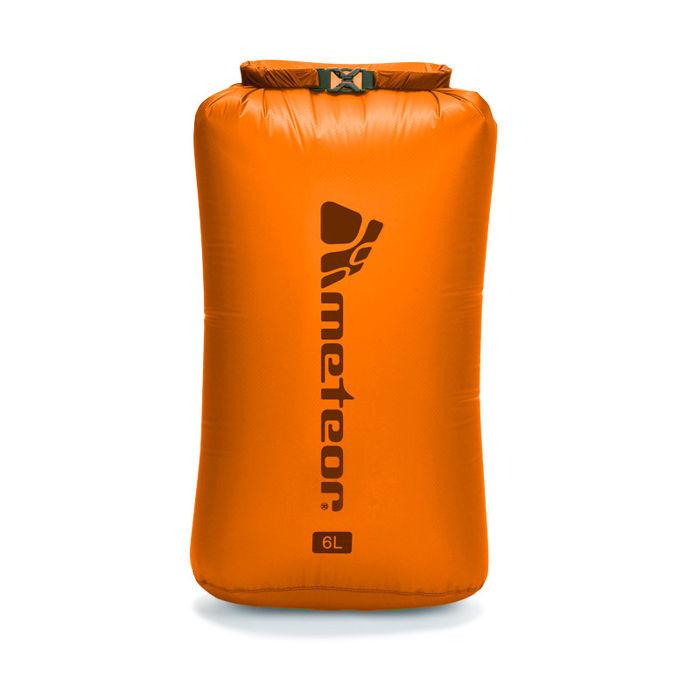 Nepromokavý vak Meteor Drybag 6 l oranžová