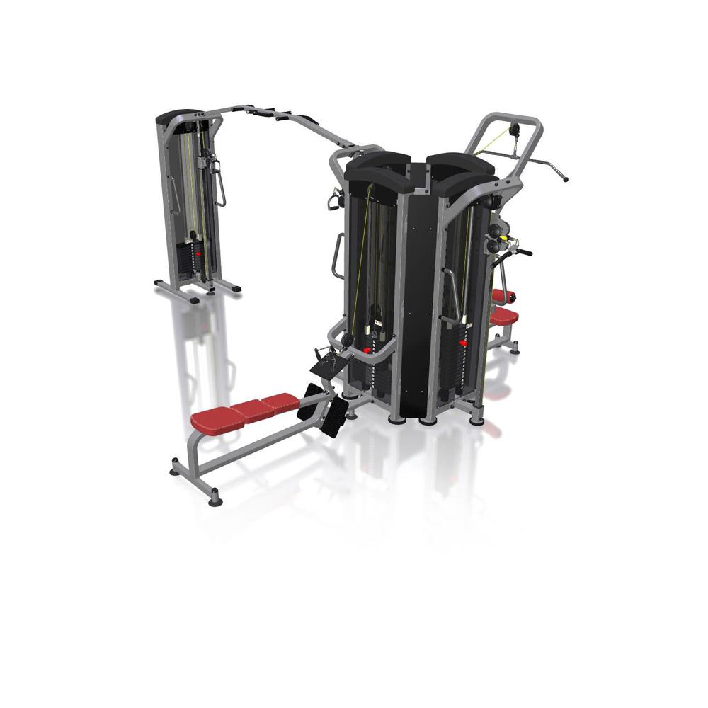Multifunkční posilovací věž Marbo Sport MP-T002 - Montáž zdarma
