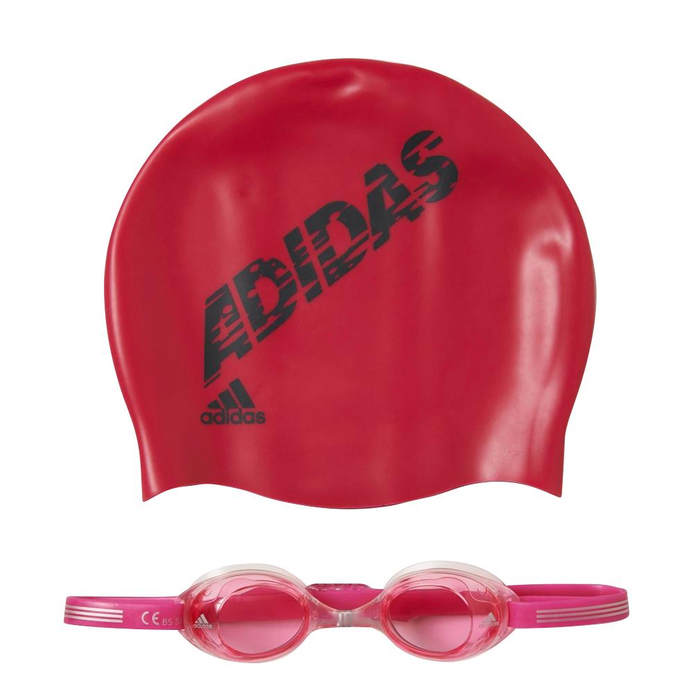 Plavecká sada Adidas Kids Pack AB6070