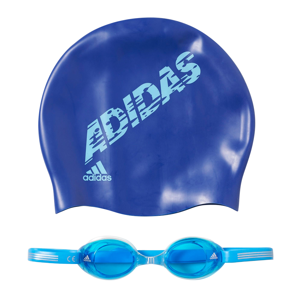 Plavecká sada Adidas Kids Pack AB6071
