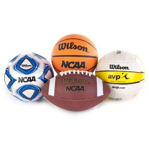 Sada mini míčů Wilson X0544