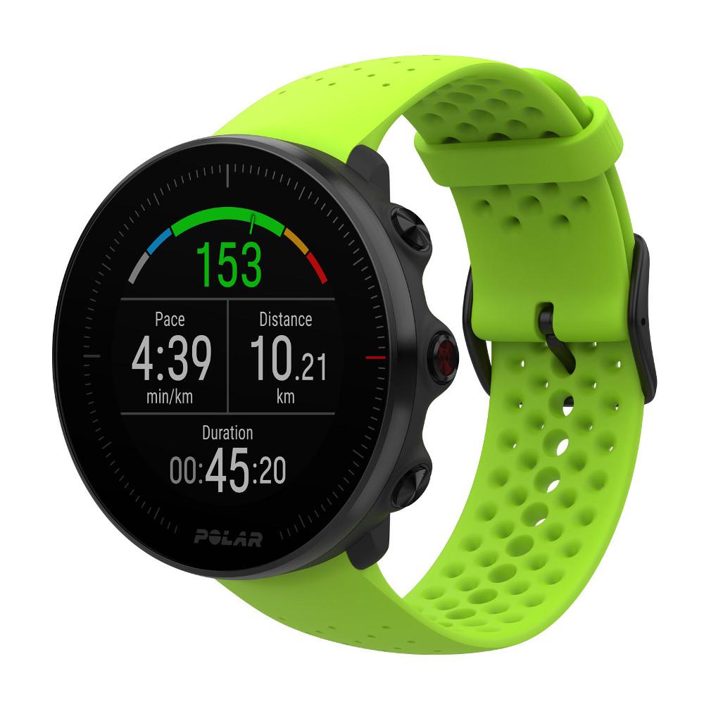 Sportovní hodinky POLAR Vantage M zelená - maraton M/L