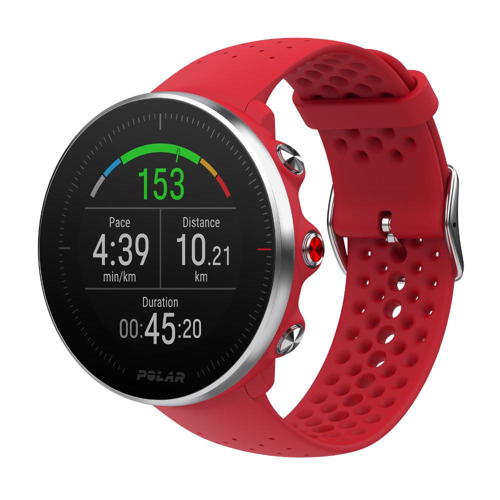 Sportovní hodinky POLAR Vantage M červená M/L
