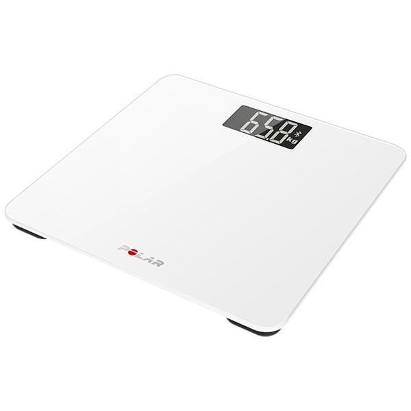 Chytrá osobní váha POLAR Balance bílá
