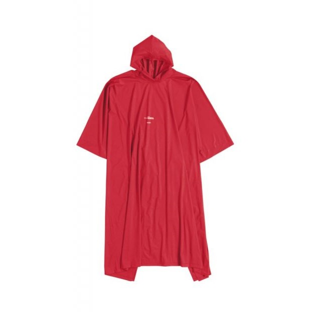 Pončo pláštěnka FERRINO Poncho Junior červená