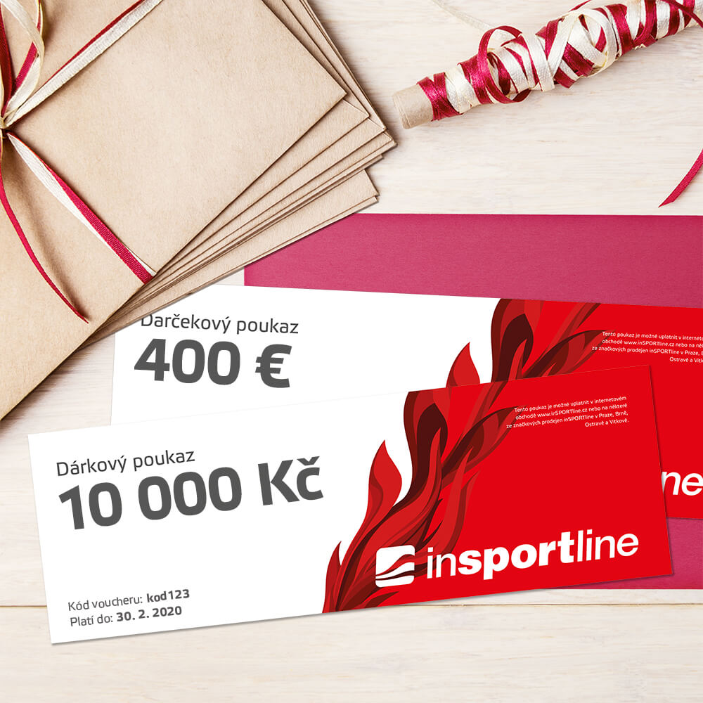 Dárkový poukaz - 10.000 Kč pro nákup na eshopu