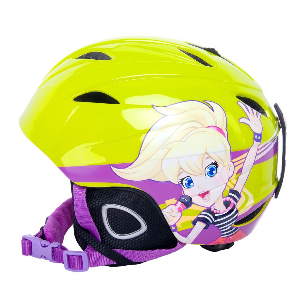 Dětská lyžařská přilba Vision One Polly Pocket S (51-54)