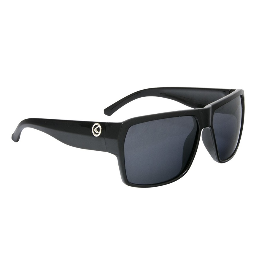 Cyklistické brýle Kellys Respect Shiny Black Polarized