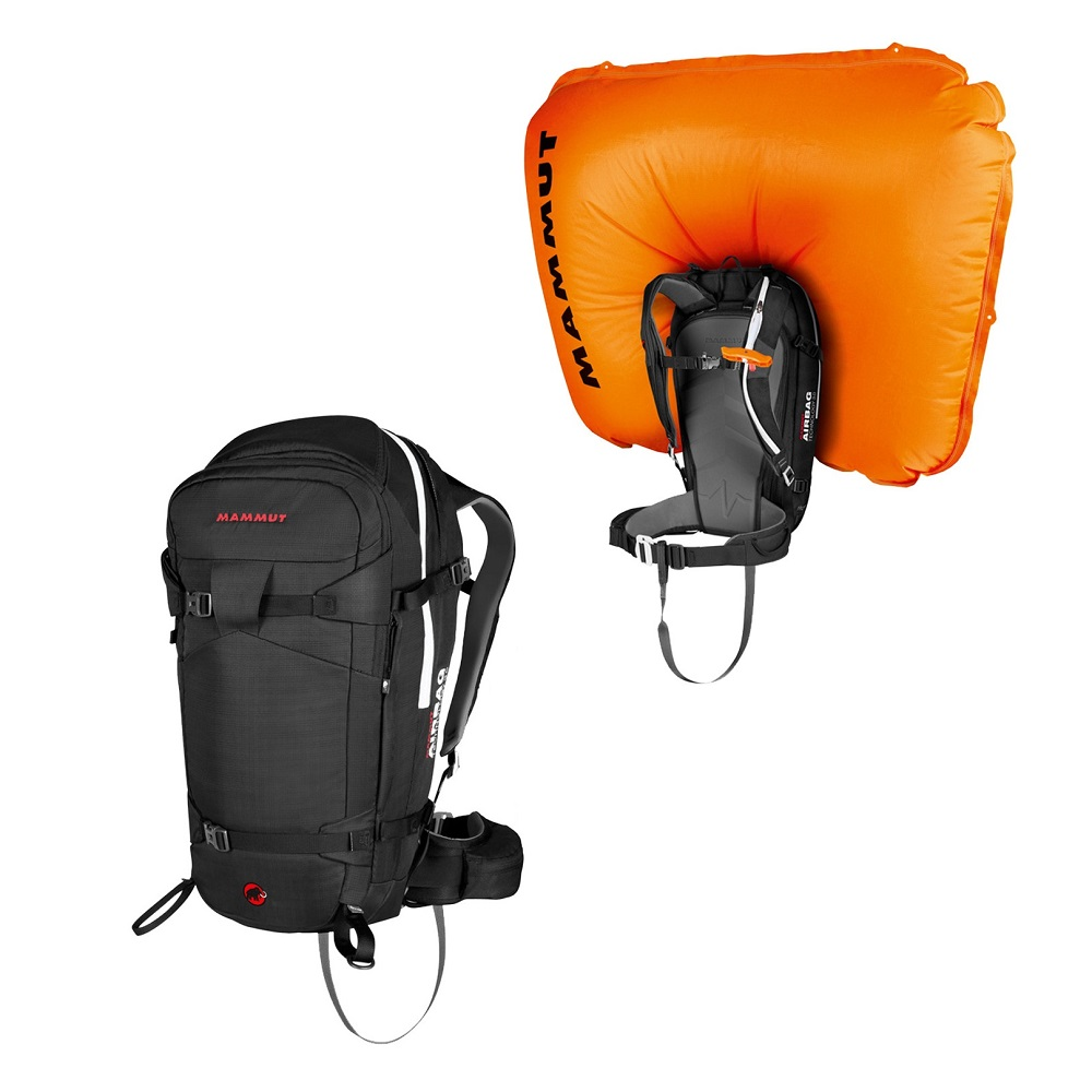 Mammut Pro Removable Airbag 30 45l Black
