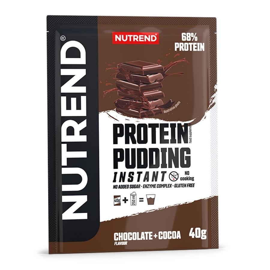 Proteinový pudink Nutrend Protein Pudding 5x40g  čokoláda-kakao