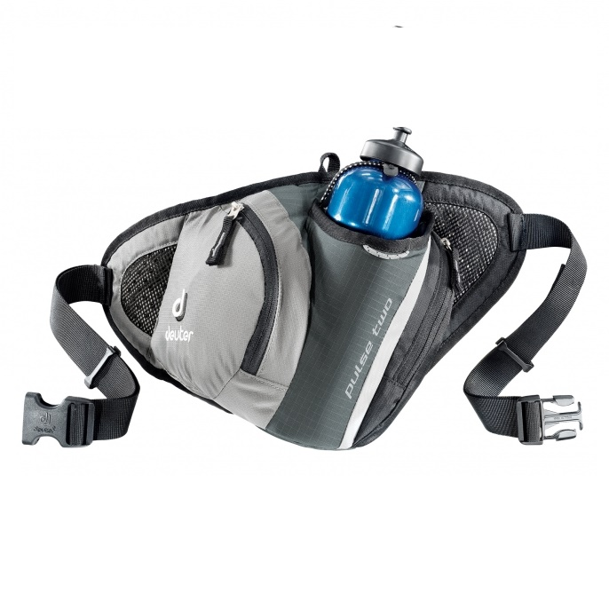 Deuter Pulse Two šedočerná