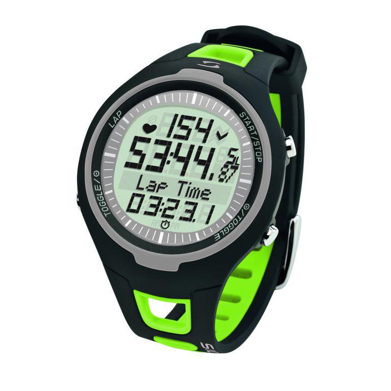 Sporttester SIGMA PC 15.11 zelená