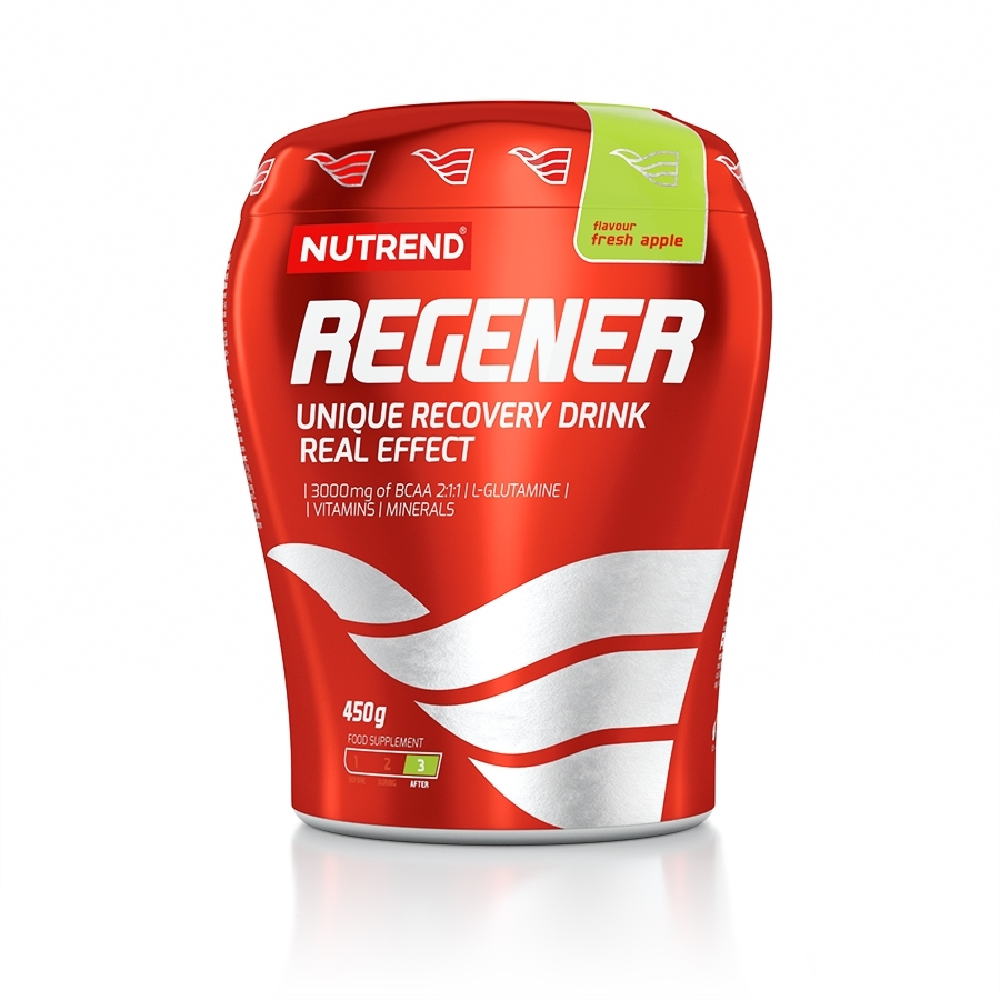 Nutrend Regener 450g fresh apple
