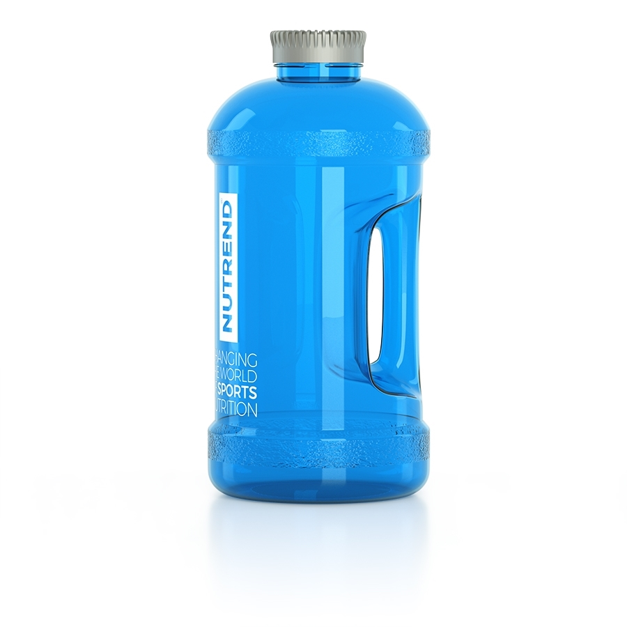 Sportovní láhev Nutrend Galon 2019 2000 ml modrá