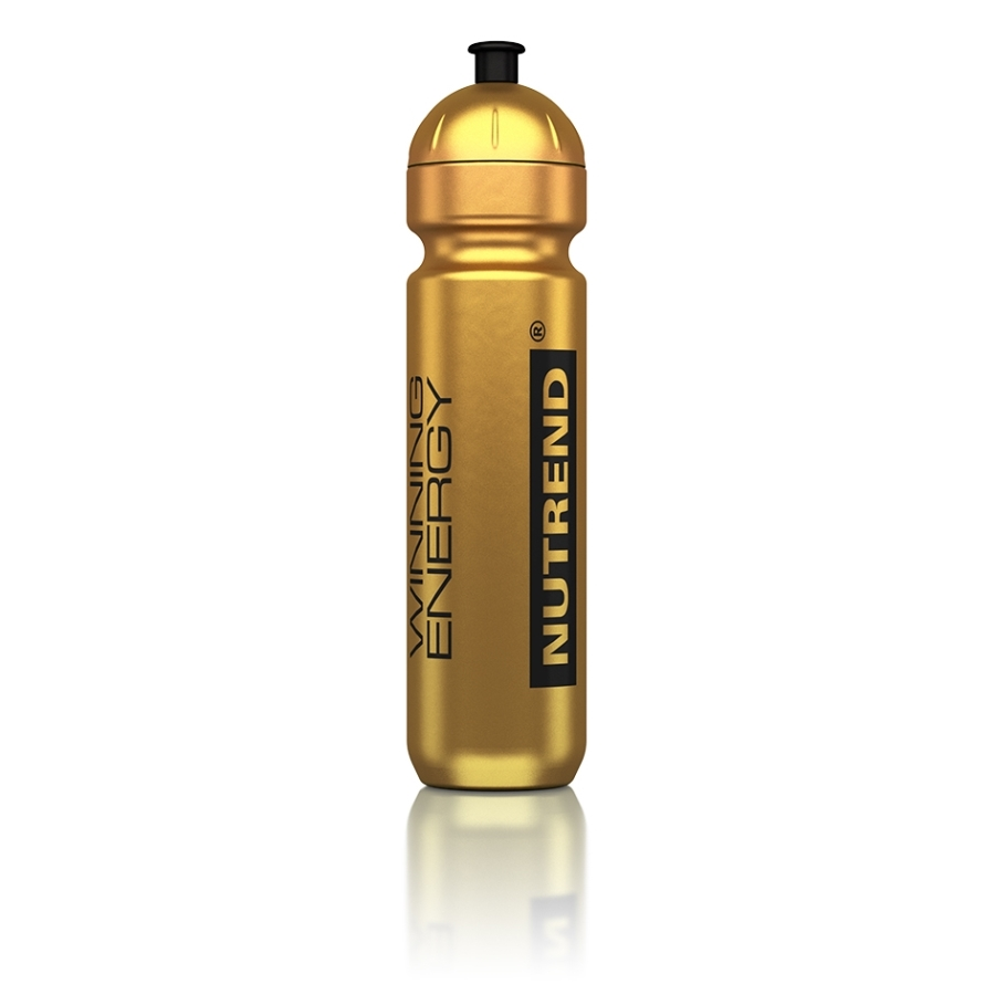 Nutrend Bidon 1000 ml Gold Metalic