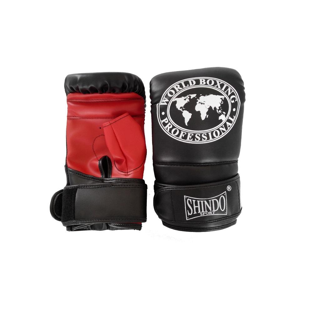 Tréninkové rukavice Shindo Sport s dlouhým zipem