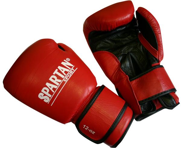 Boxerské rukavice SPARTAN S (10oz)