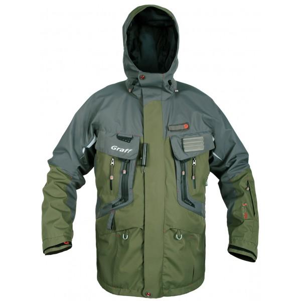Rybářská bunda Graff 629-B L