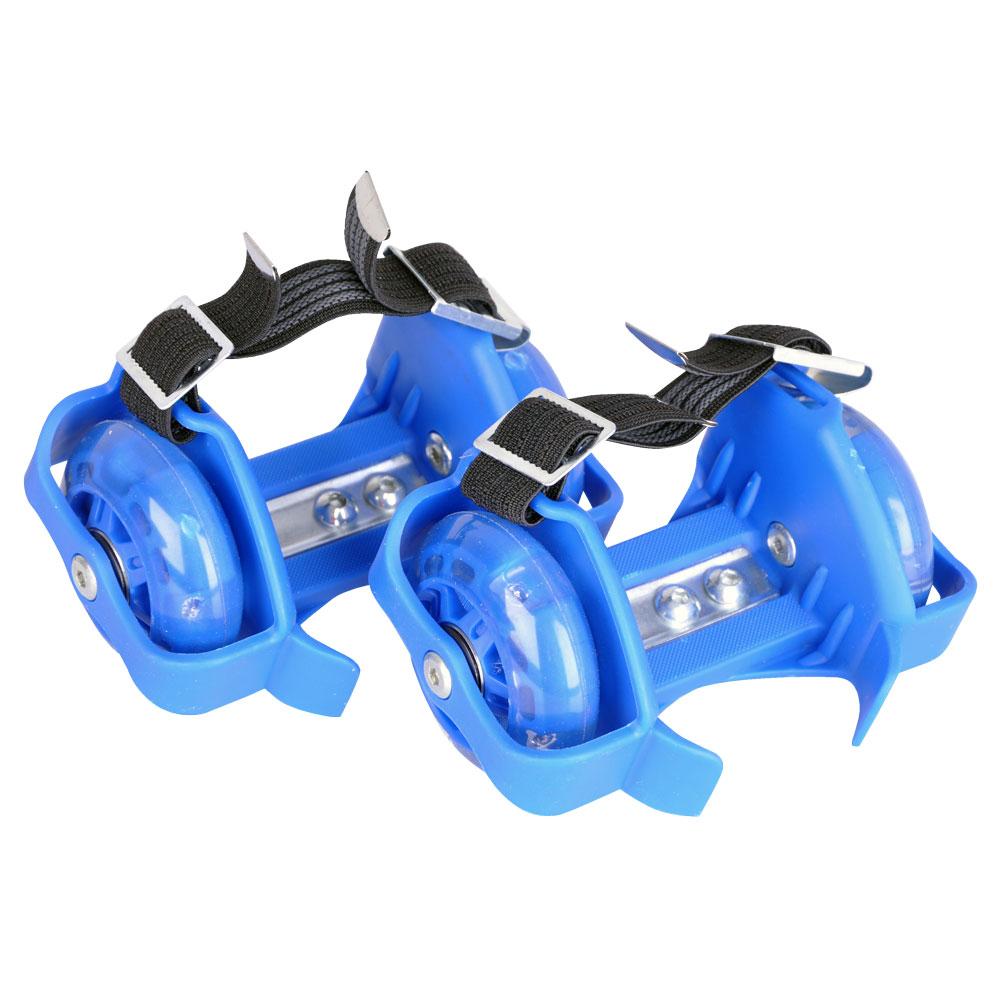 Svítící pata WORKER Flyheel modrá