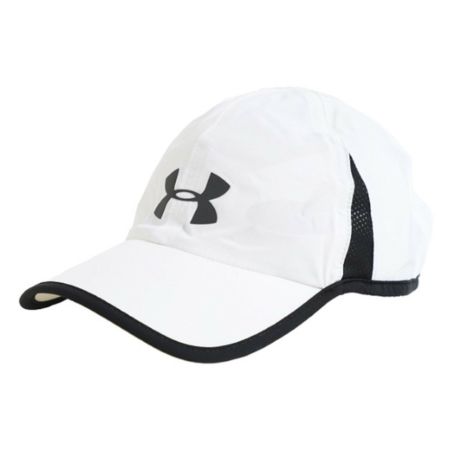 Under Armour Mens Shadow Cap 4.0 White - OSFA