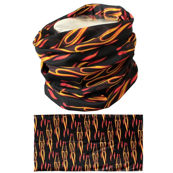 MTHDR Scarf Dark Flame