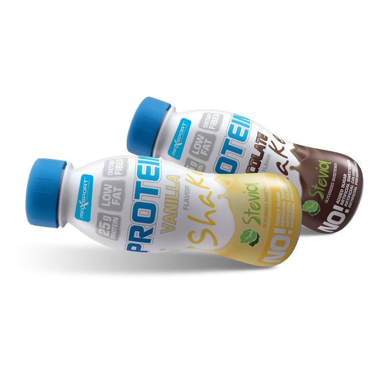 Proteinový nápoj MAX SPORT Protein Shake vanilka
