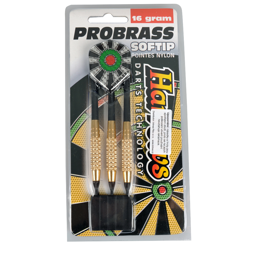 Harrows Pro Brass 16 g