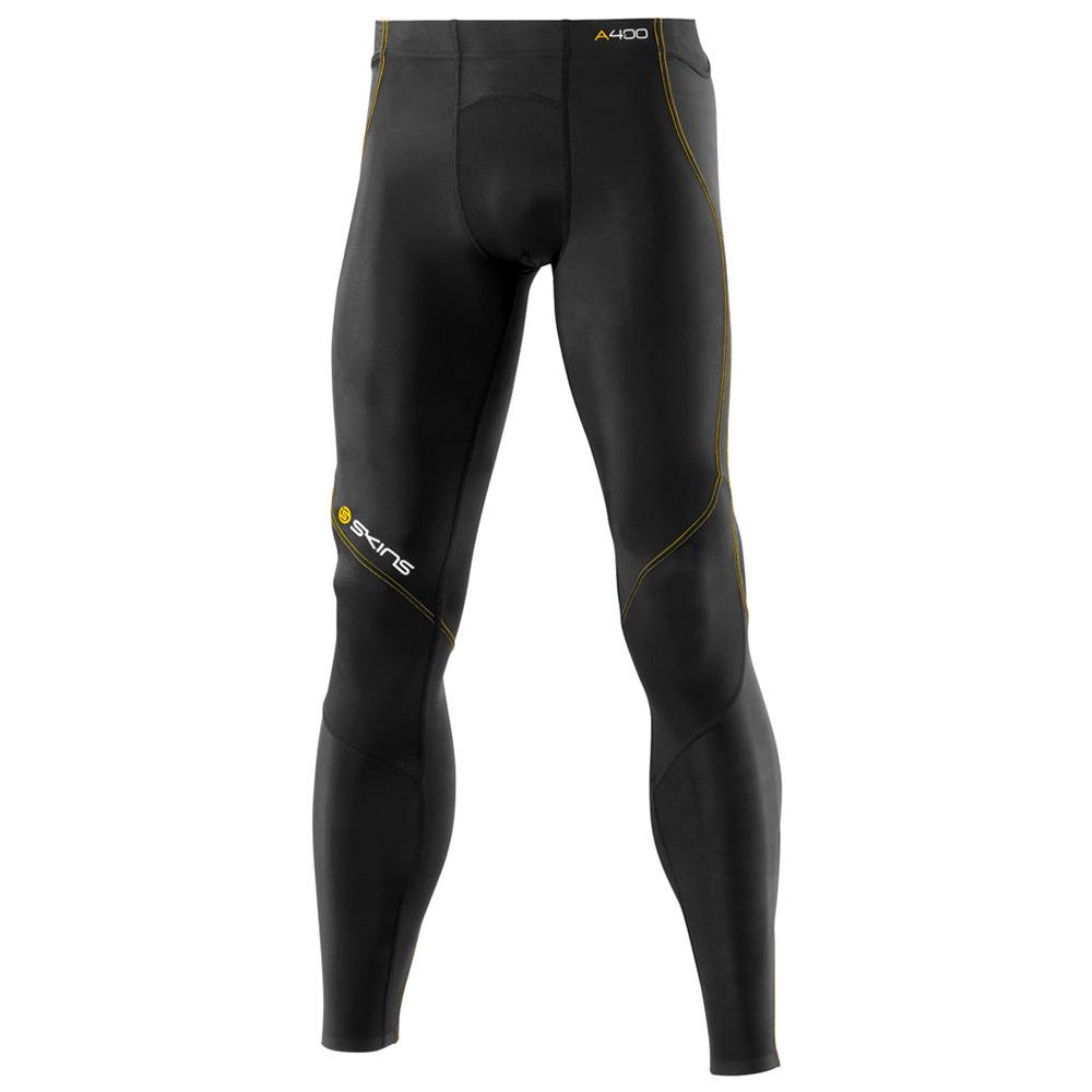 Pánské dlouhé kompresní kalhoty Skins A400 XXL