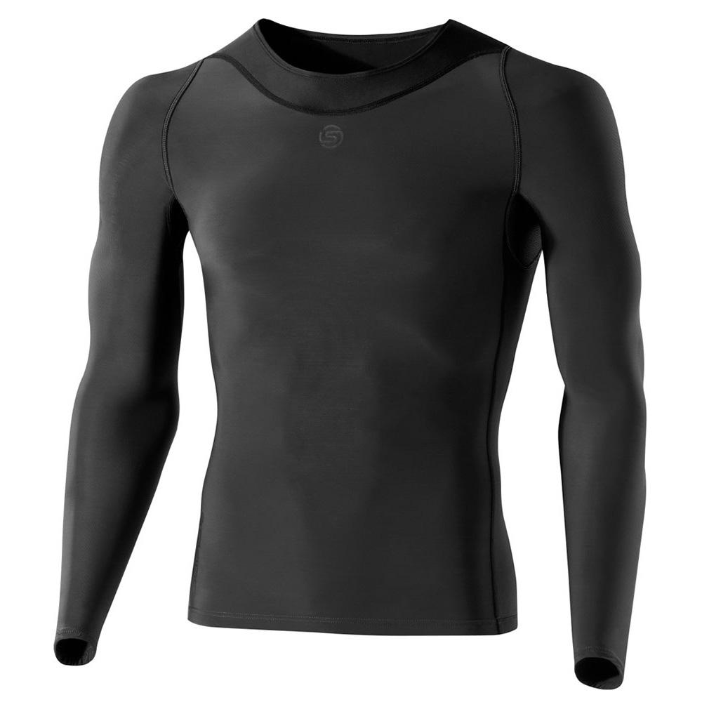 Kompresní triko pánské Skins RY400 černá - M