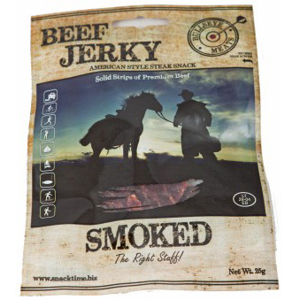 Sušené maso Beef Jerky 50g Smoked