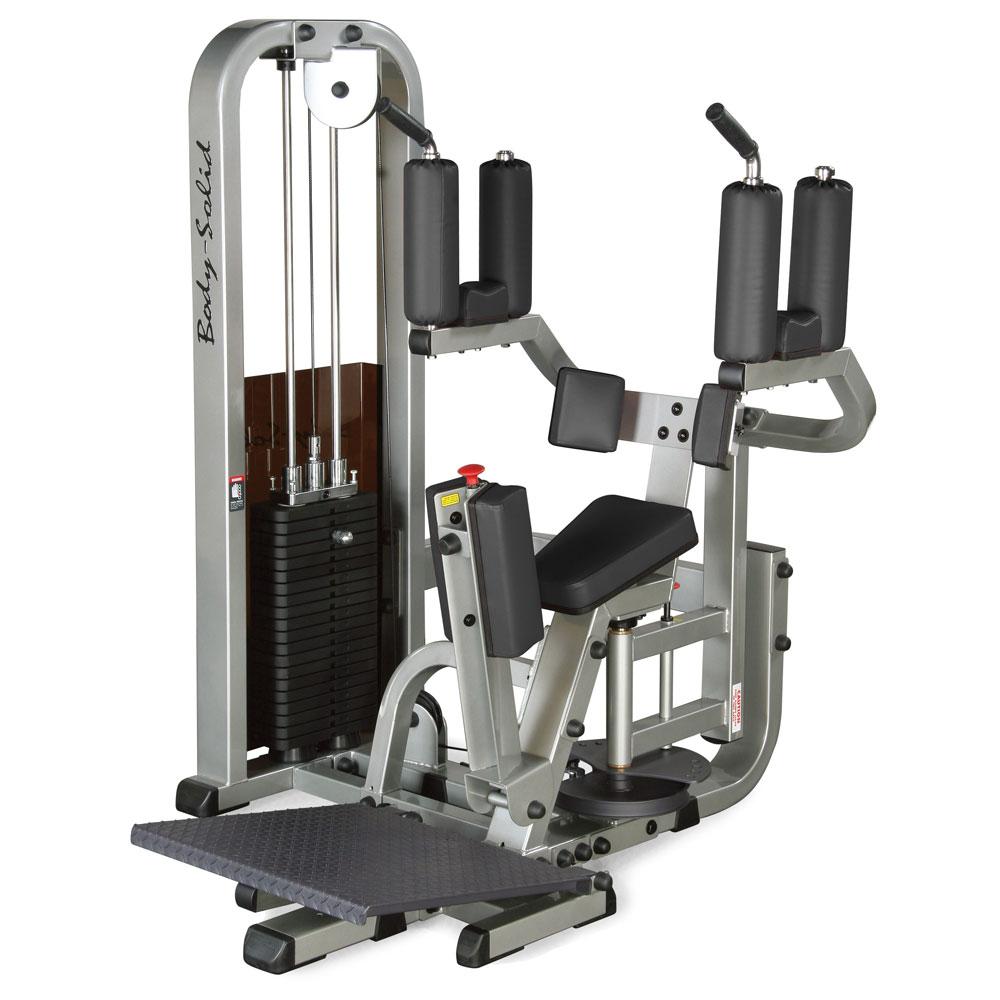 Posilovač svalů horní poloviny těla Body-Solid SOT-1800G/2 - Záruka 10 let + Montáž zdarma +