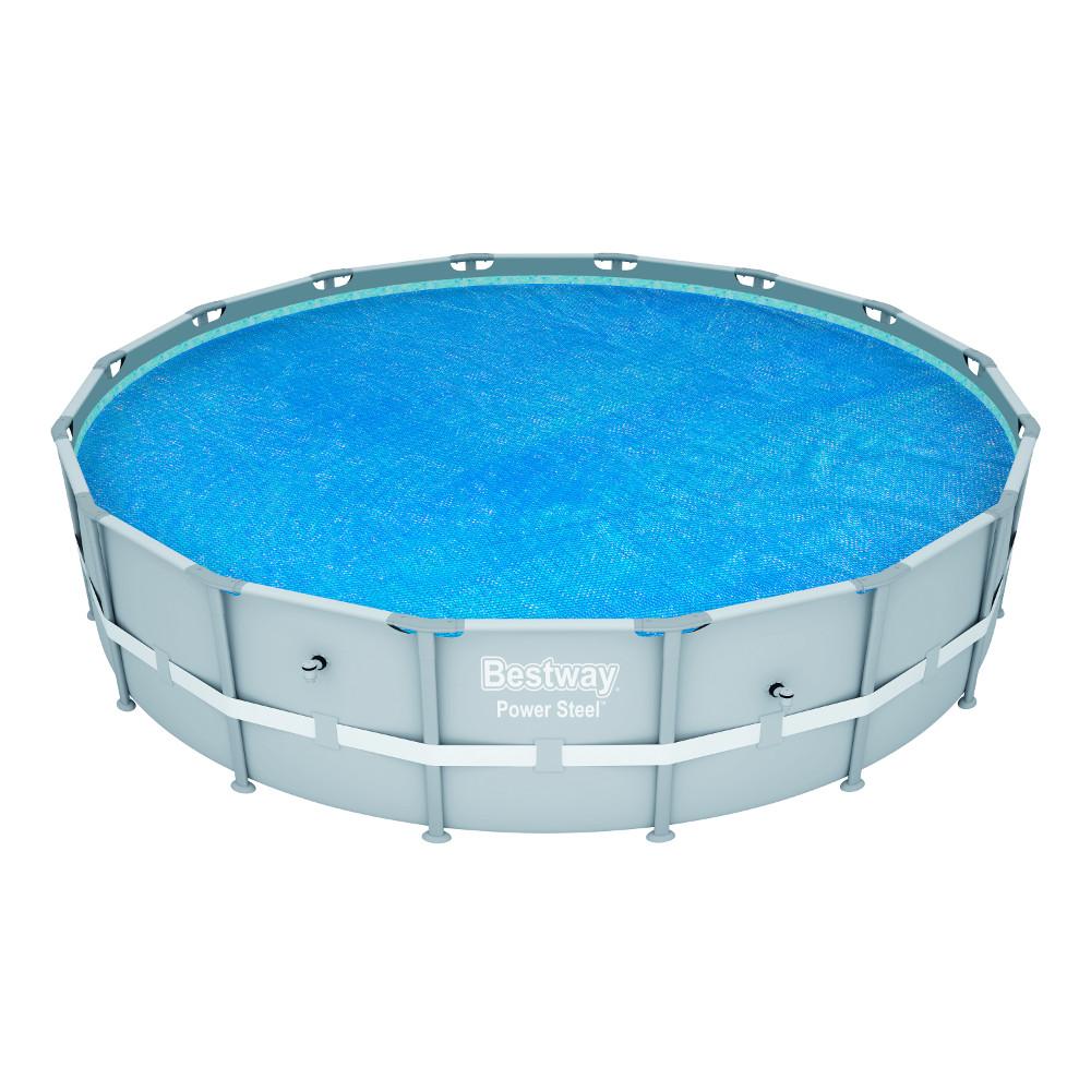 Solární plachta na bazén Bestway Solar Pool Cover 488 cm