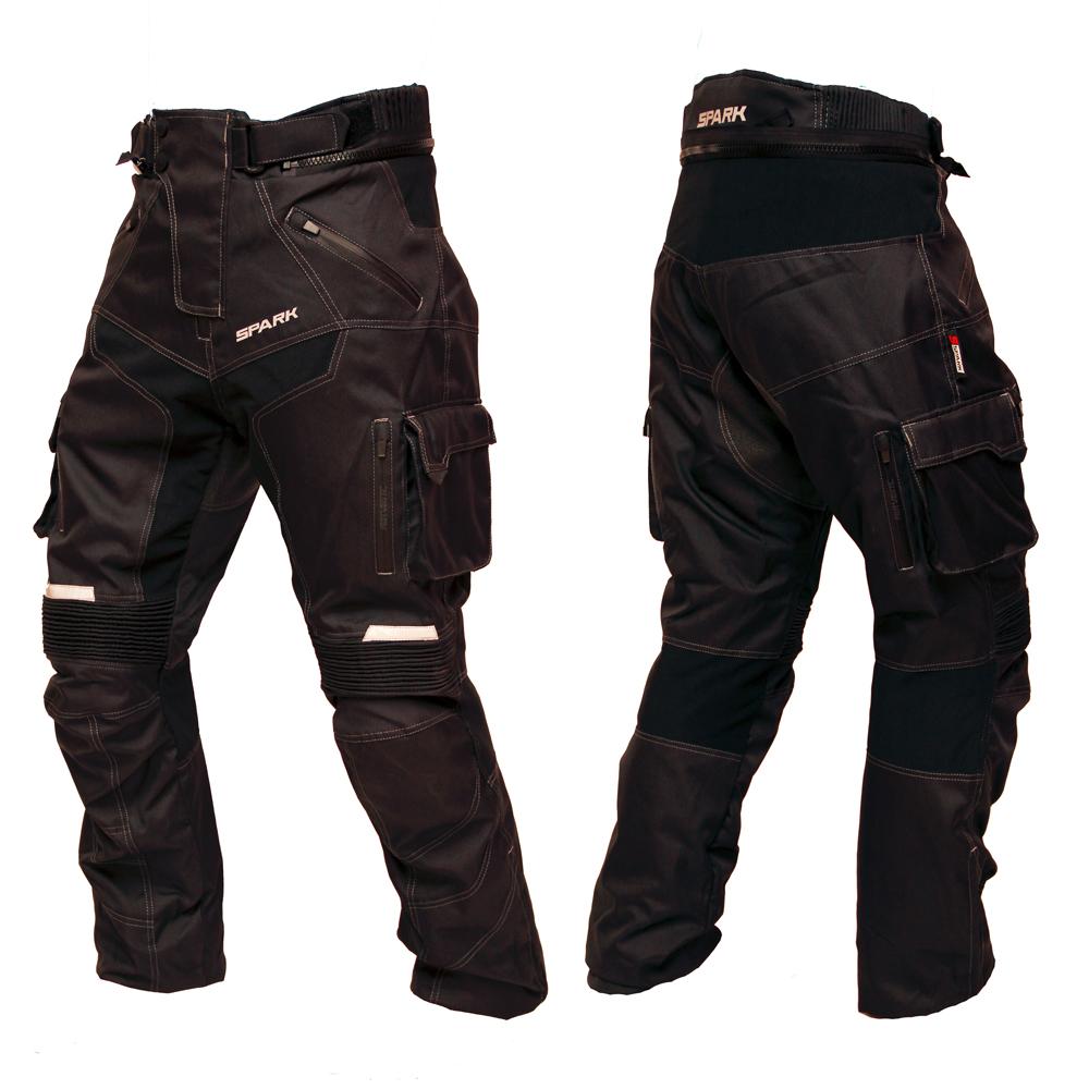 Pánské moto kalhoty Spark Pero M