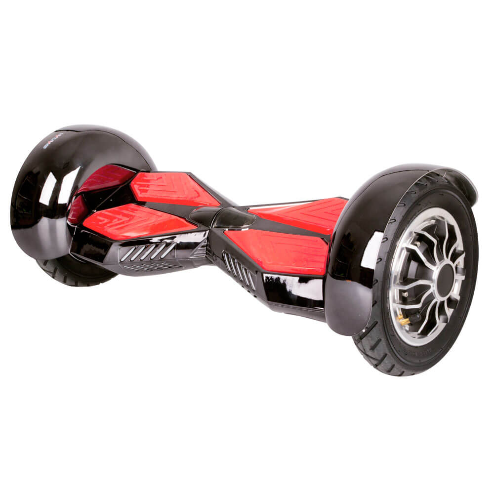 "Elektroboard Spartan Balance Scooter - 10"" černá"