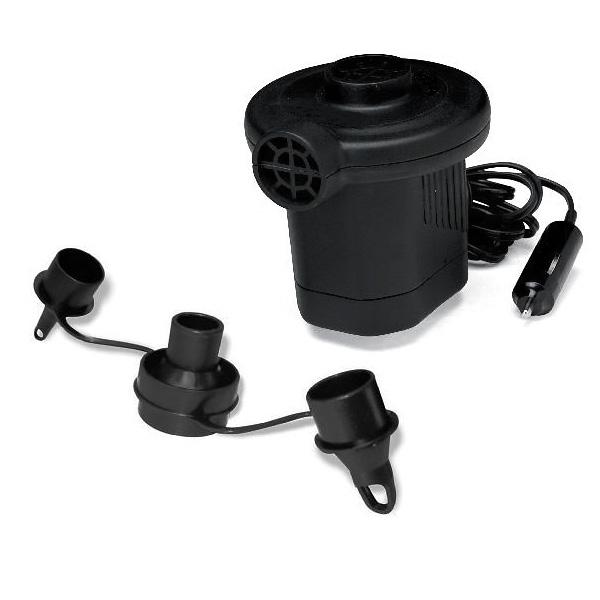 Elektrická pumpa Spartan + adaptér do autozapalování