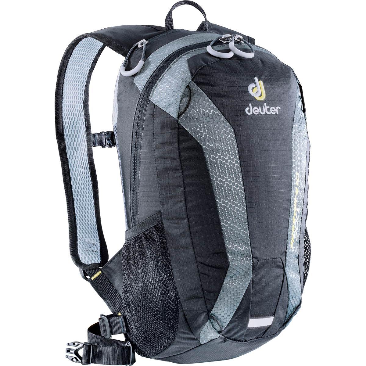 Horolezecký batoh DEUTER Speed Lite 10 2016 černo-šedá