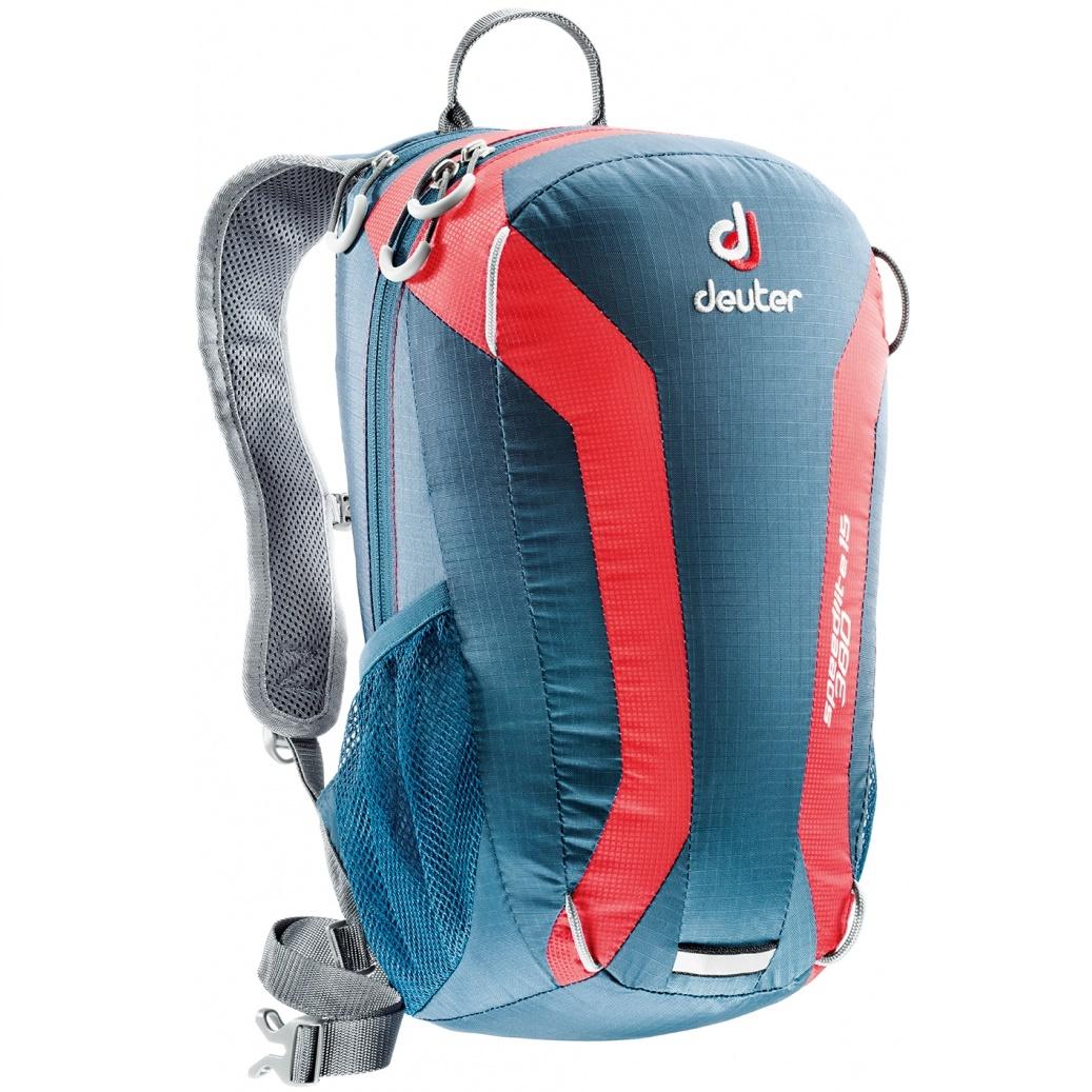 Horolezecký batoh DEUTER Speed Lite 15 2016 modro-červená