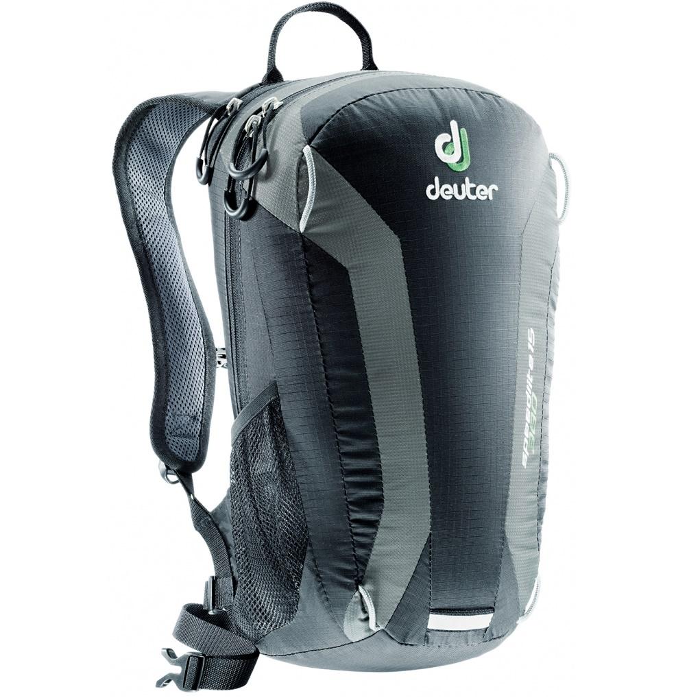 Horolezecký batoh DEUTER Speed Lite 15 2016 černo-šedá