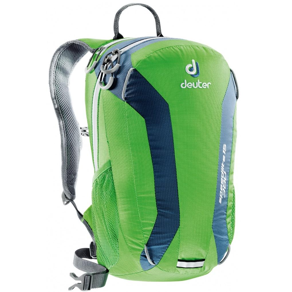 Horolezecký batoh DEUTER Speed Lite 15 2016 zeleno-modrá