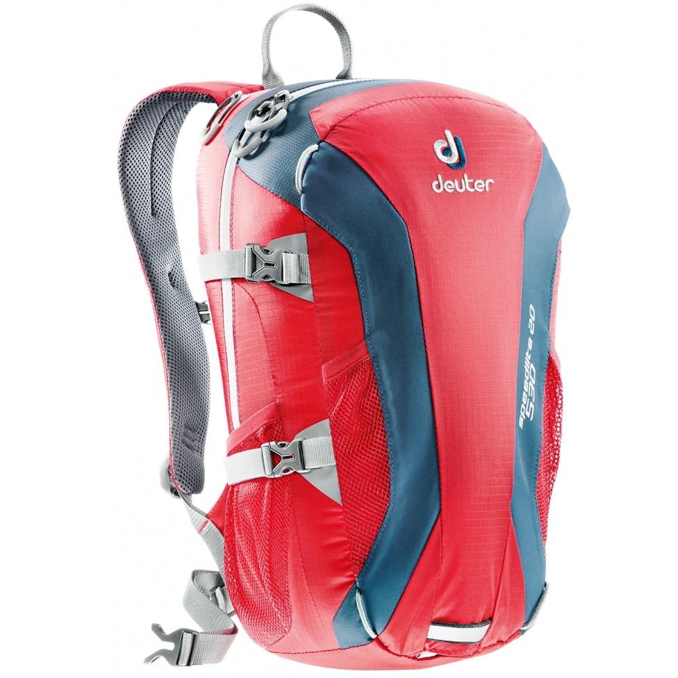 Horolezecký batoh DEUTER Speed Lite 20 2016 červeno-modrá