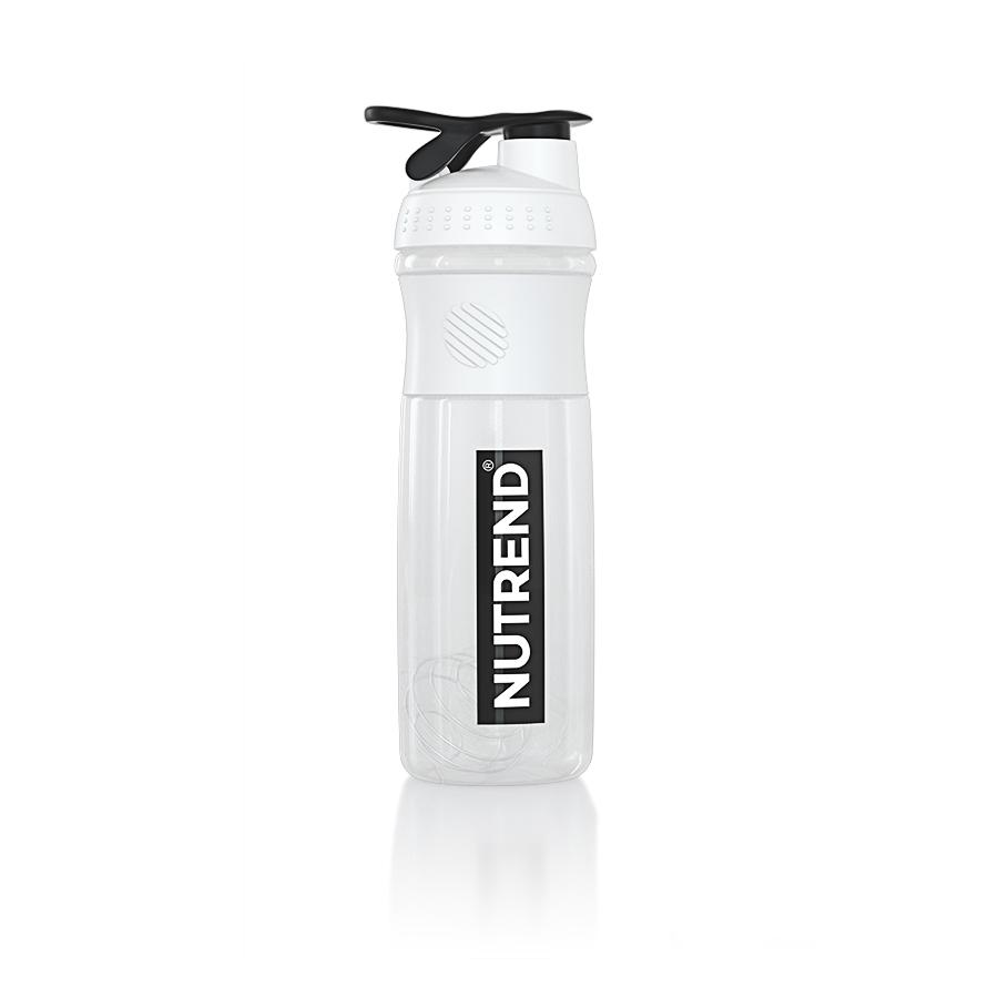 Sportovní láhev Nutrend 1000 ml průhledná