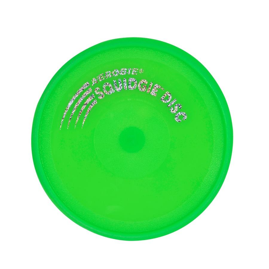 Létající talíř Aerobie SQUIDGIE zelená