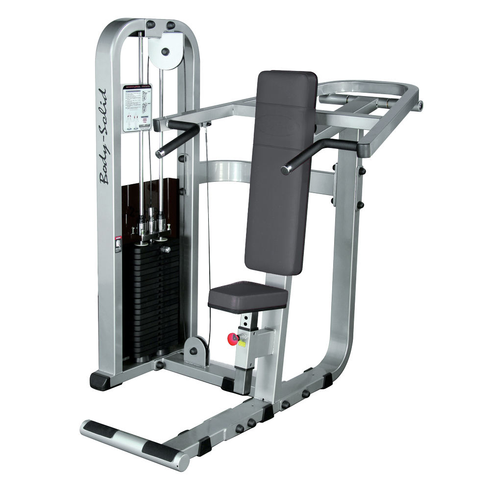 Posilovací stroj - ramena Body-Solid SSP-800G/2 - Záruka 10 let + Servis u zákazníka