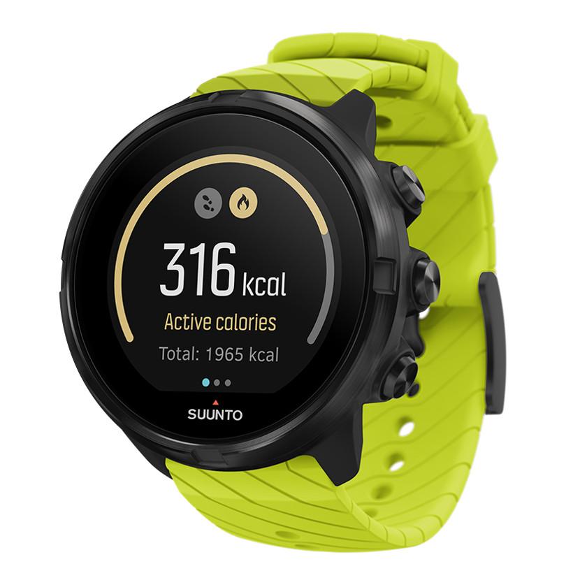 Sportovní hodinky SUUNTO 9 - Lime - inSPORTline 7cdf108c75