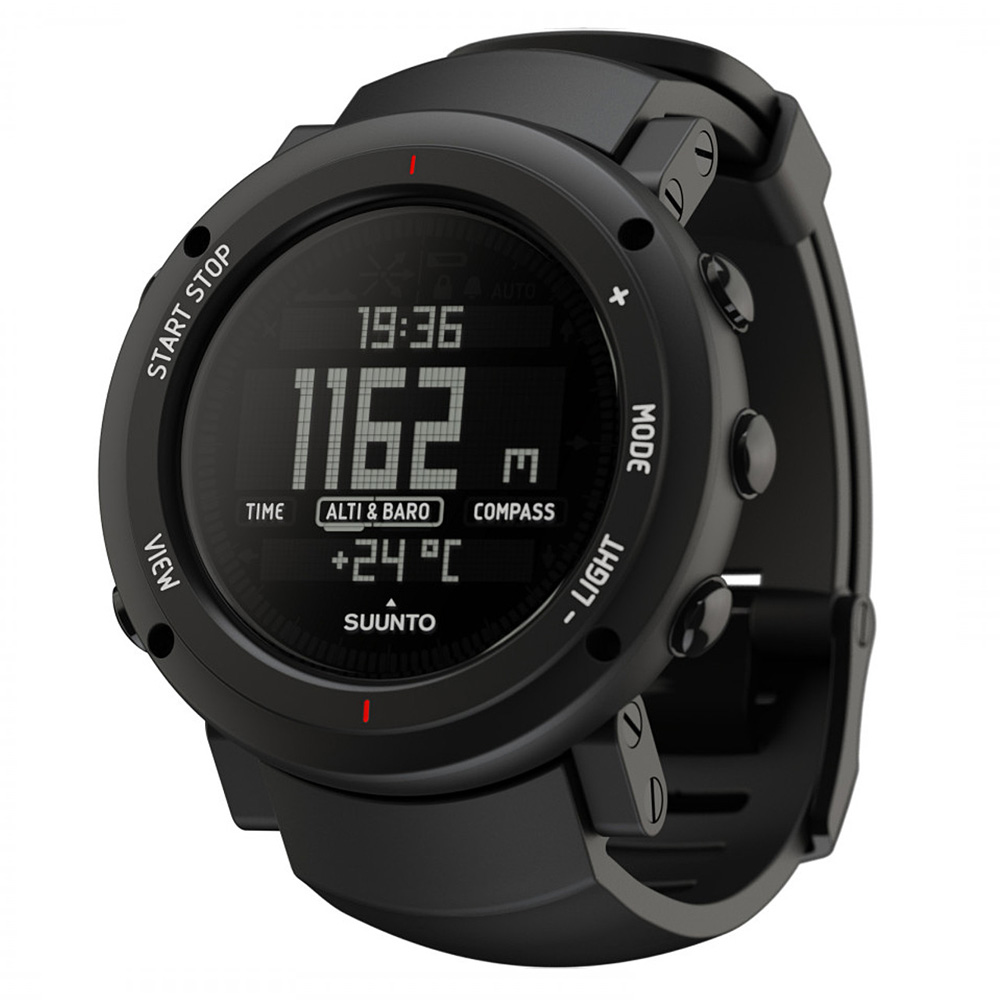 Outdoorové hodinky Suunto CORE ALU DEEP Black