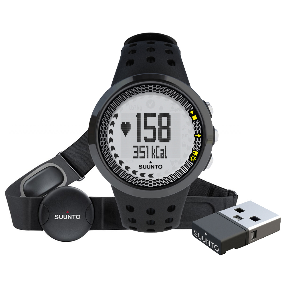 Sporttester Suunto M5 Men Black Pack (+ M.MINI)