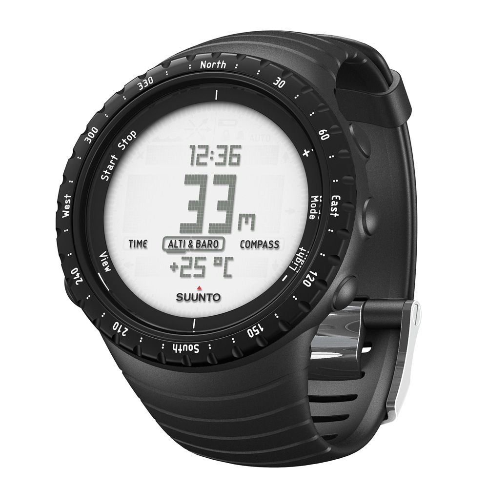 Outdoorový computer Suunto CORE Regular Black