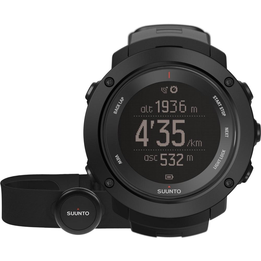 Sportovní hodinky Suunto Ambit3 Vertical (HR) - černá