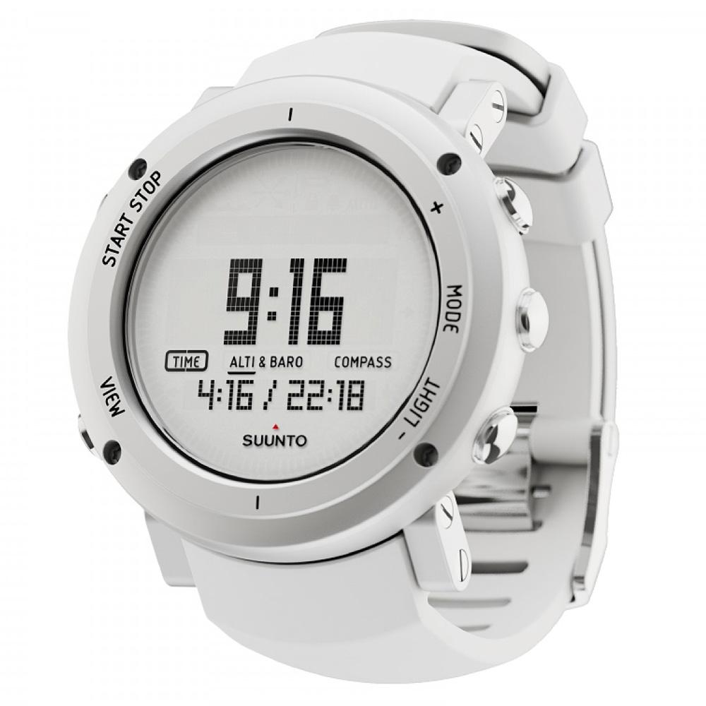 Outdoorové hodinky Suunto CORE ALU PURE White