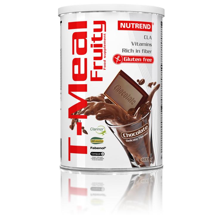 Nutrend instantní koktejl T-MEAL FRUIT čokoláda